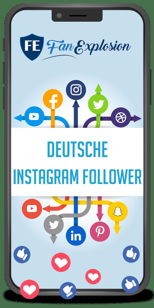 deutsche instagram follower kaufen