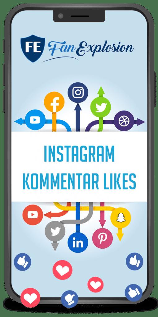 instagram kommentar likes kaufen
