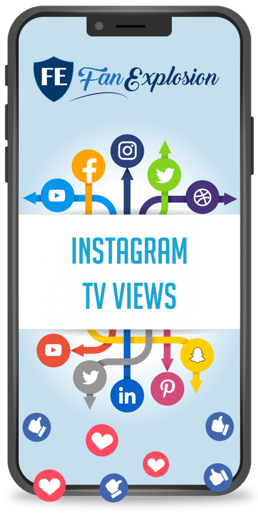 instagram tv views kaufen